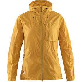 Fjällräven High Coast Wind Jacket Women ochre
